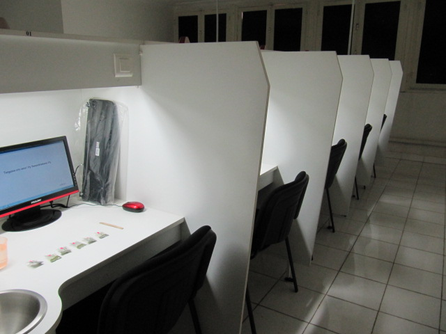 Laboratoire d'analyse sensorielle